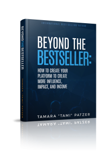 Beyond the Best Seller by Tami Patzer