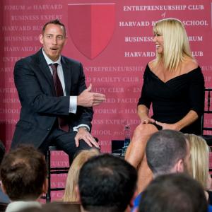 Peter Osborne Speaks at Harvard
